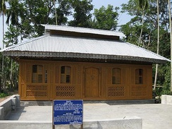 Bungalows originated from Bengali architecture