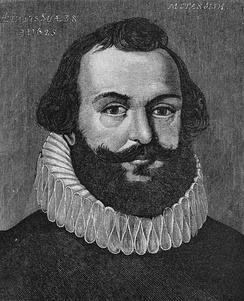 Myles Standish was born near Lancaster