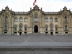Government Palace of Perú