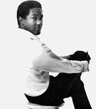 Kelly's biggest influence is the King of Soul, Sam Cooke.