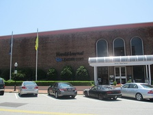 Herald-Journal office in downtown Spartanburg