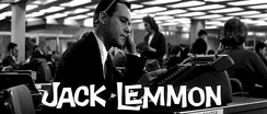 Jack Lemmon in a still from the film's trailer. The Apartment marked his second collaboration with Billy Wilder after Some Like It Hot.
