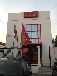 United Bank for Africa in Ghana