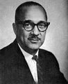 William H. Hastie was the first African American appointed to a United States Court of Appeals, the Third Circuit.