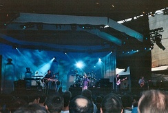 Yes live performance June 1998
