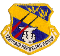 Legacy 128th Air Refueling Group emblem