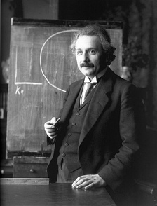 Theoretical physicist Albert Einstein, who emigrated to the United States to escape Nazi persecution, is an example of human capital flight as a result of political change.