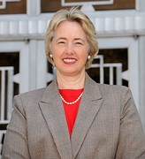 Annise Parker, class of 1978, 61st Mayor of Houston