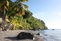 Batalie Bay, Dominica