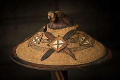 The traditional hat (Tengaade) of the Fulani people worn in diverse slightly different variations among every Fula subgroup