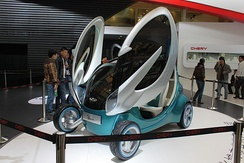 The Chery Ant 2.0 concept car