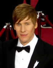 Dustin Lance Black at the 81st Academy Awards.