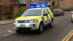 Land Rover Freelander Duty Locality Officer & Rapid Response Vehicle
