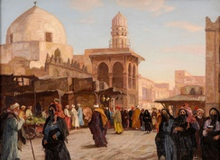 Cairo in the 19th century