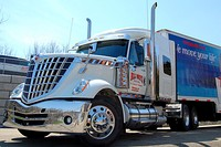 2010 International LoneStar tractor truck
