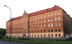 Agricultural University of Cracow, where Kwiecień worked as assistant professor for 9 years
