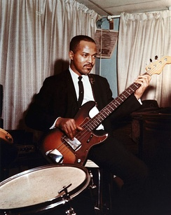 James Jamerson, influential Motown era bassist