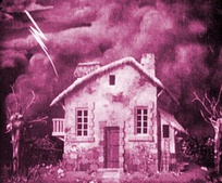 Segundo de Chomón produced a handful of impressive trick films, including this one; La casa hechizada, or The House of Ghosts made in 1908.