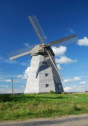 Windmill in Lithuania