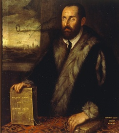Luigi Grotto, painting by Jacopo Robusti Tintoretto