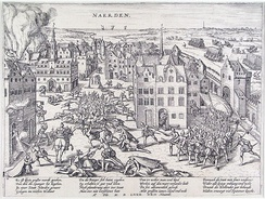 Massacre of Naarden in 1572