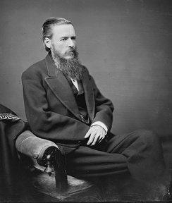 Michael C. Kerr defeated Randall in the election for Speaker in 1875, but died in 1876.