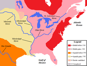 The resulting peace dramatically changed the political landscape of North America, with New France ceded to the British and the Spanish.