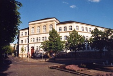 School named after Goethe