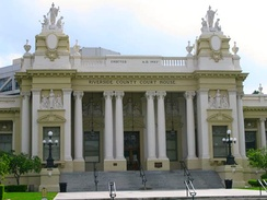 Riverside County Historic Courthouse