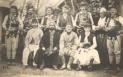 League of Prizren, group photo, 1878