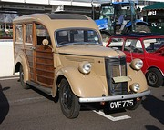 1938 Ford Prefect woodie