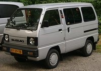 1987 Suzuki Carry van (Netherlands)