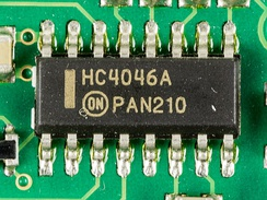 ON Semiconductor HC4046A