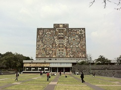 Central Library of the National Autonomous University of Mexico