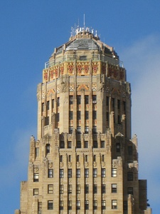 Buffalo City Hall in Buffalo, US (1931)