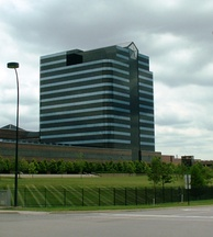 FCA US LLC Headquarters and Technology Center in Auburn Hills in Metro Detroit