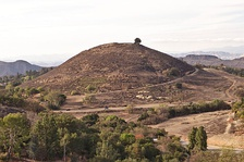 The 1,057 ft. Tarantula Hill, the highest point in Thousand Oaks.