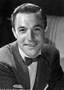 Gene Kelly, winner of the Golden Bear at the event.