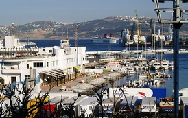 Port of Tangier