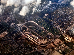 Speedway and Indianapolis Motor Speedway in 2005.