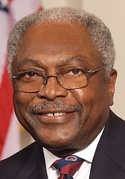 James Clyburn, US Congressman from South Carolina's 6th congressional district and Majority Whip of the  116th United States Congress (South Carolina State University)