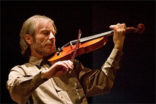 French jazz violinist Jean-Luc Ponty is an influential jazz-rock fusion performer