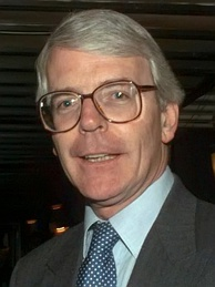 John Major, Prime Minister of the United Kingdom (1990–1997)