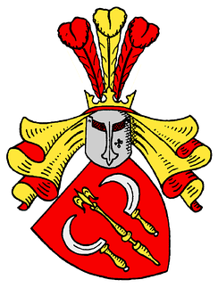 Family arms of von Larisch