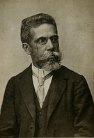 Machado de Assis, poet and novelist, founder of the Brazilian Academy of Letters.
