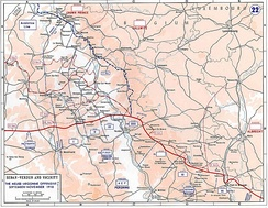 Meuse–Argonne Offensive, 26 September – 11 November 1918