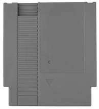 "North American and PAL NES cartridges (or ""Game Paks"") are significantly larger than Japanese Famicom cartridges."