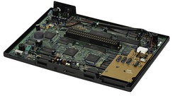 The Neo Geo AES motherboard.