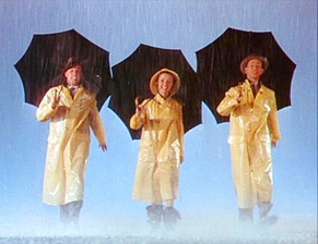 Singin' in the Rain trailer: Donald O'Connor, Debbie Reynolds and Kelly (1952)