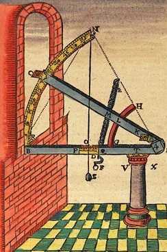 Astronomy became more accurate after Tycho Brahe devised his scientific instruments for measuring angles between two celestial bodies, before the invention of the telescope. Brahe's observations were the basis for Kepler's laws.